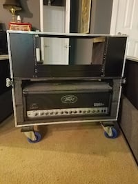 Peavey 6505+ and Roadie case Freehold
