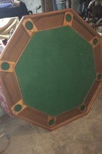 Poker table/cover