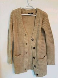 Brown Knit Cardigan S/P Mississauga, L5G 1N8