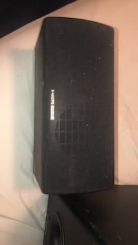 Philips Speaker and Subwoofer (no cords)
