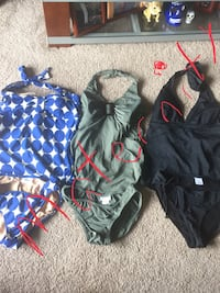Swimsuits Maternity - lot
