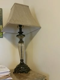 brown and gray table lamp 320 mi