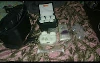 white electric breast pump set Grafton, 44044
