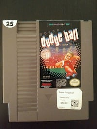 Super Dodge Ball for Nintendo NES  Vaughan, L4L
