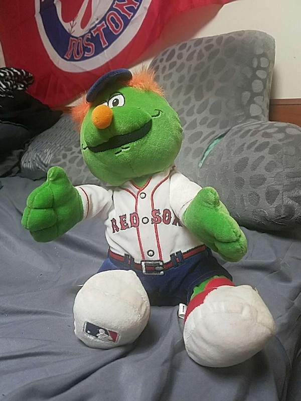 Used Wally The Green Monster Singing Plush Doll For Sale In Rhode