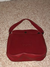 NEW Red Coach Purse  913 mi