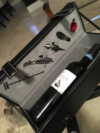 Wine case/kit $39. Mississauga, L5H 2M5