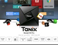 TX9 ANDROID TV BOX 3 GB RAM Rize