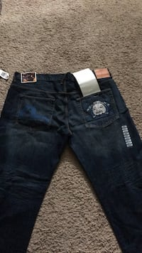 blue denim True Religion jeans Silver Spring, 20902
