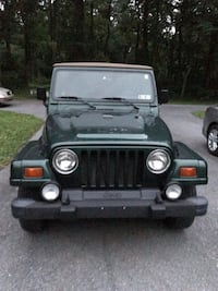 Jeep - Wrangler SAHARA Edition - 1999 Only 84,000 Miles Newmanstown, 17073