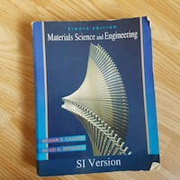 Material Science and Engineering  Greater London, E1 4PE