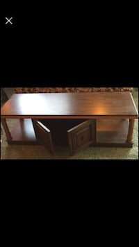 Coffee table/ONE end table