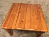 Wooden Table  Frederick