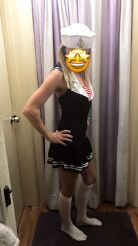 HALLOWEEN - Sexy Sailor - Small $20 Los Angeles, 90027
