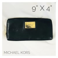 Michael Kors Black and good leather Wallet  San Diego, 92110