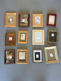 Assorted frames. $3 each or 4 for $10 Langley, V1M 2C6