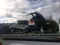 2008 Skidoo Summit 800 and sled deck Anchorage, 99504