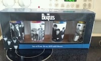 Beatles collectors glasses Fort Myers, 33908
