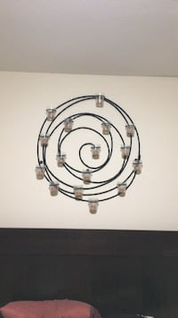 round black metal wall decor Daly City, 94015