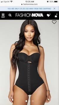 Fashion Nova Body suit/butt lifter Lincoln, 68503