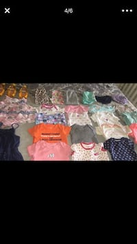 Baby girl clothes  Tucson, 85706
