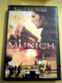 Munich DVD Movie! Chicago