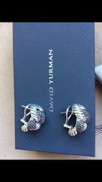 David Yurman earrings Miami Lakes