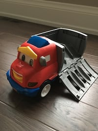 Fisher price truck