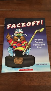 Face Off book Kitchener, N2E 3P9