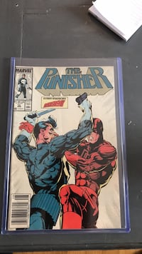 Comic. The Punisher #10 Georgetown, L7G 5Y1