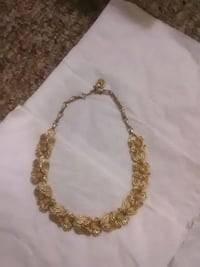 gold-colored chain necklace Chico, 95926