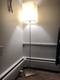 Decorative floor lamp along with bulb