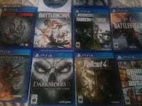 Ps4 games  Gresham, 97080