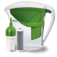 Shaklee water filter kettle organic carbon shell