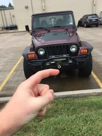 Jeep - Wrangler - 2001 Richmond, 77406