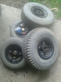 SCOOTER TIRES & RIMS  Brownsville, N0L 1C0