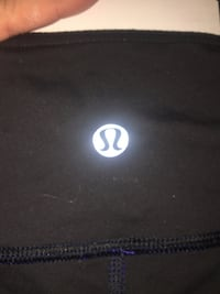 LULULEMON reversible workout shorts