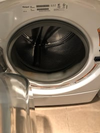 Whirlpool front load washing machine New York, 10027