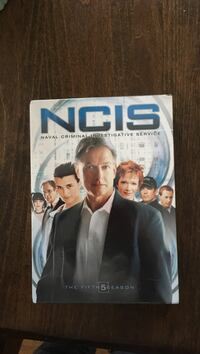 NCIS 5th SEASON new in plastic  Wenatchee, 98801