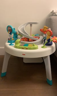 Fisher price sit to stand activity center