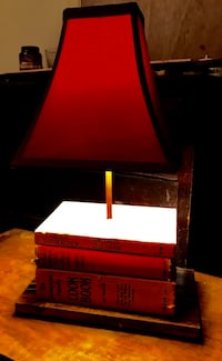 Custom made Book Lamp  O'Fallon, 63366