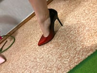 Red bottom pumps Laurel, 20707