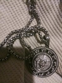 Versace Necklace and Versace Charm Hamilton Township, 08609