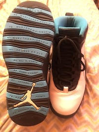 powder blue air Jordans