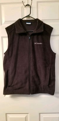 Men's Columbia Gray Vest Size Medium