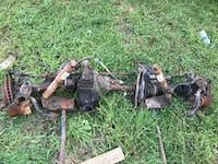 Complete IFS for 1995 Chevy. 373 gears   Yukon, 15698