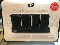 Black T3 voluminous hot rollers .. paid $100.. sell for $30 Vancouver, 98683
