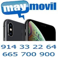 IPHONE XS MAX 256GB SIN ABRIR -VALLECAS- Madrid
