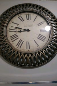 Decorative clock 30 by 30