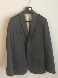 Banana Republic Heritage Wool Jacket with Tags 729 km